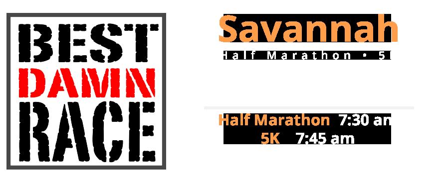 Best Damn Race - Savannah, Georgia